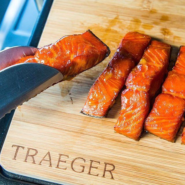 Smoked Salmon Traeger  Smoked Salmon Candy Recipe