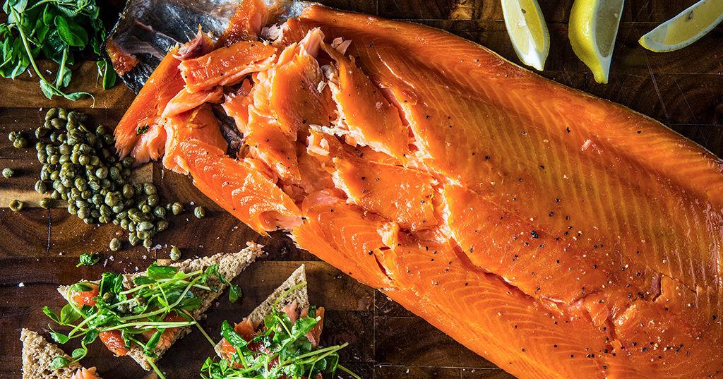 Smoked Salmon Traeger  Traeger Smoked Salmon Recipe