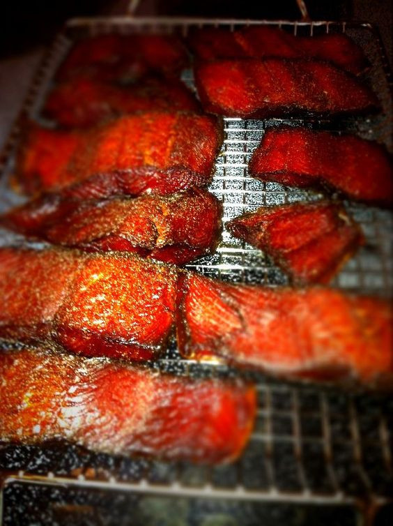 Smoked Salmon Traeger  Pinterest • The world's catalog of ideas