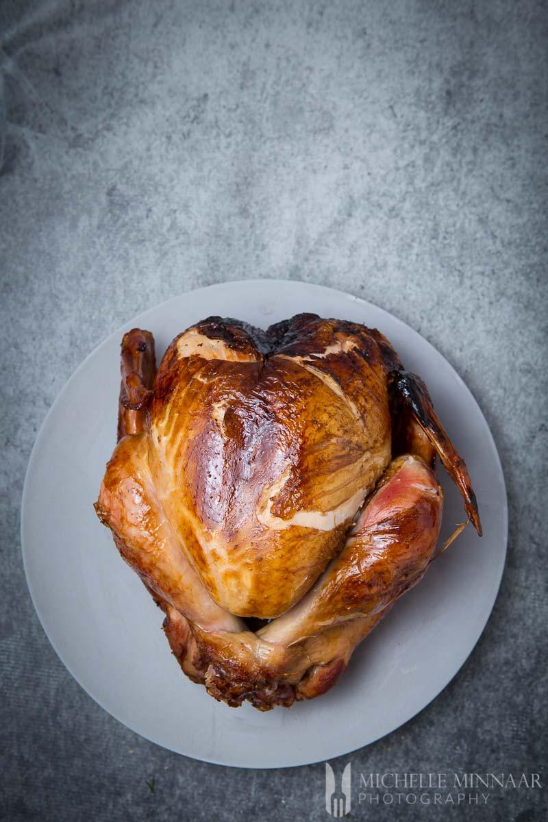 Smoking Whole Turkey  Whole Smoked Turkey Thanksgiving or Christmas dinner