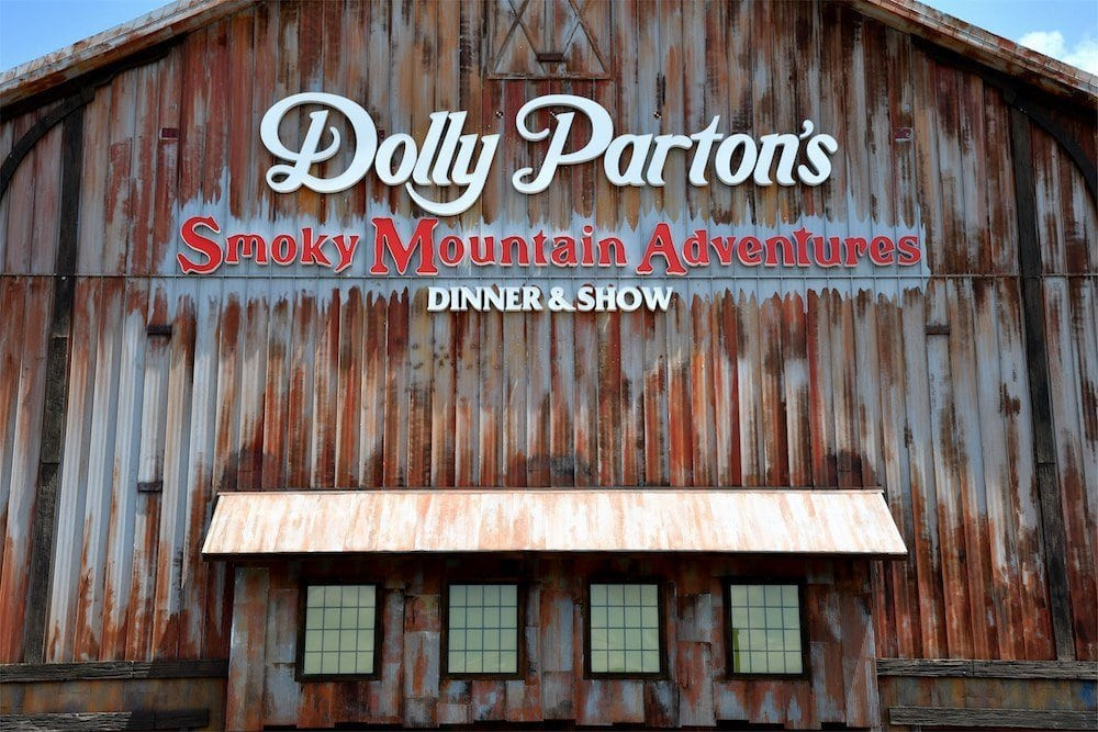 Smoky Mountain Adventure Dinner Show  New Dolly Parton Dinner Theater Now Open in Pigeon Forge
