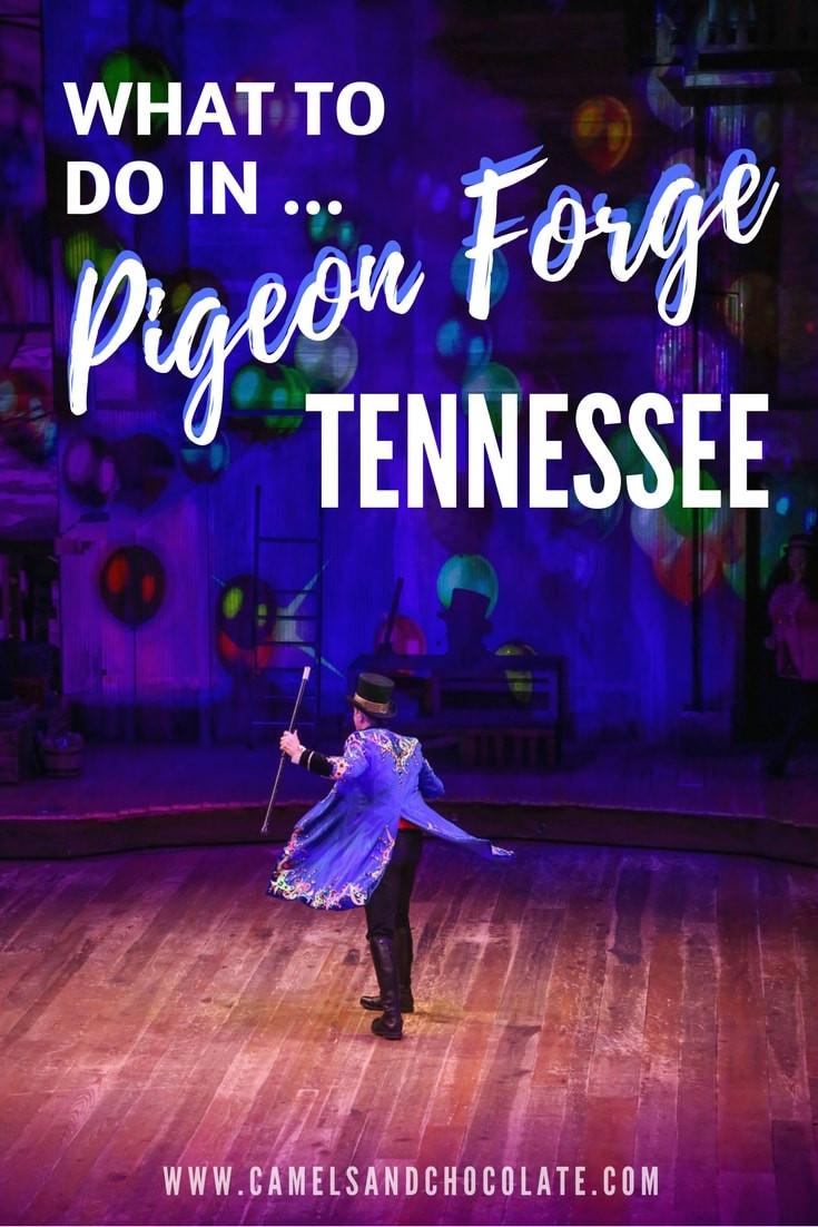 Smoky Mountain Adventure Dinner Show  Smoky Mountain Adventures A Dinner Show in Pigeon Forge