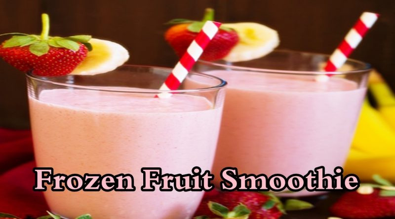 Smoothie Recipes With Frozen Fruit  Best Blenders for Frozen Fruit Smoothies Reviews Recipes