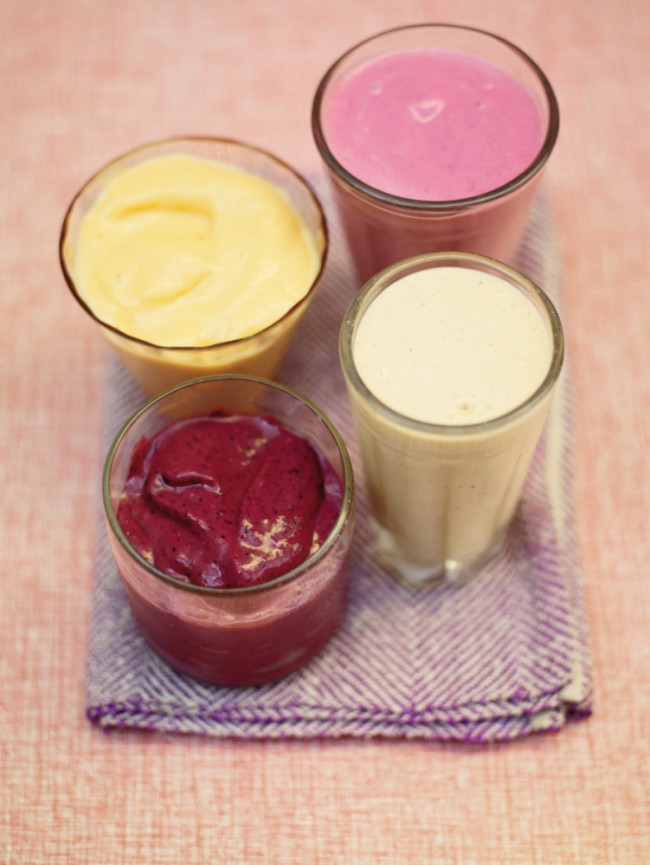 Smoothie Recipes With Frozen Fruit  Jamie Oliver s recipes frozen fruit smoothies