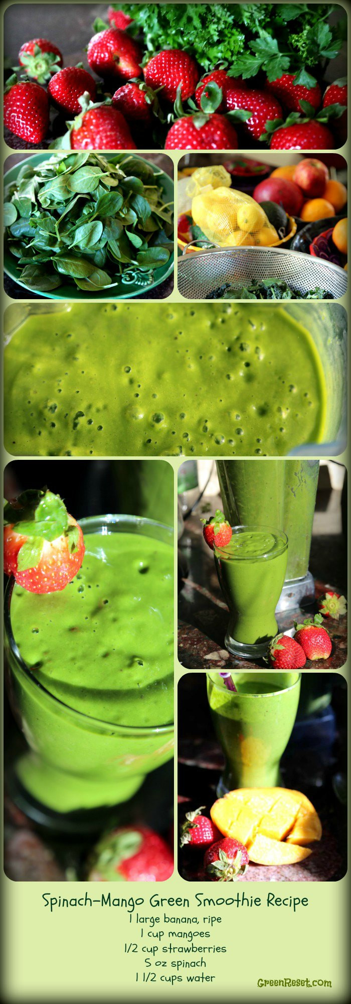 Smoothie Recipes With Spinach  10 Spinach Recipes for Smoothies