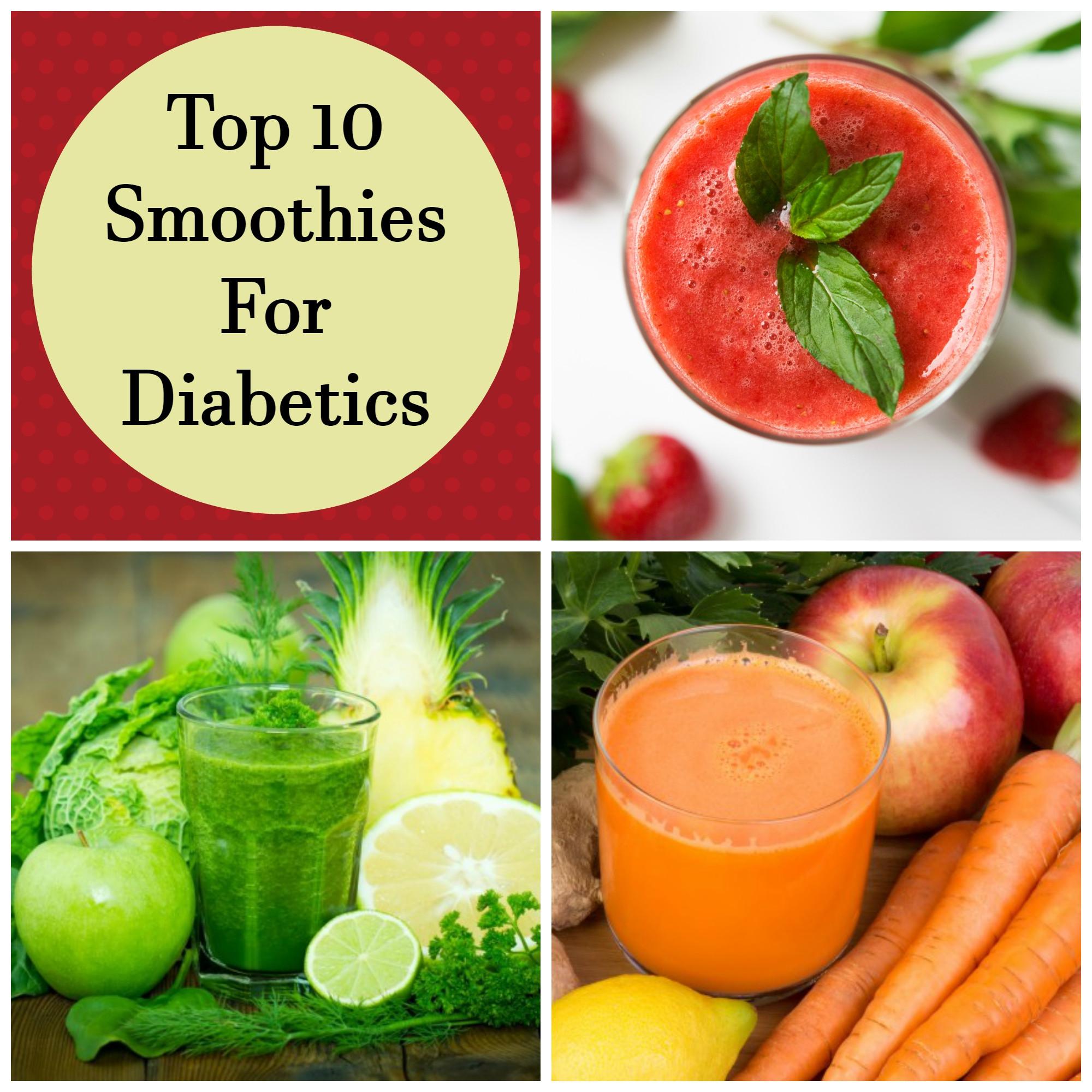 Smoothies For Diabetics  10 Delicious Smoothies for Diabetics All Nutribullet Recipes