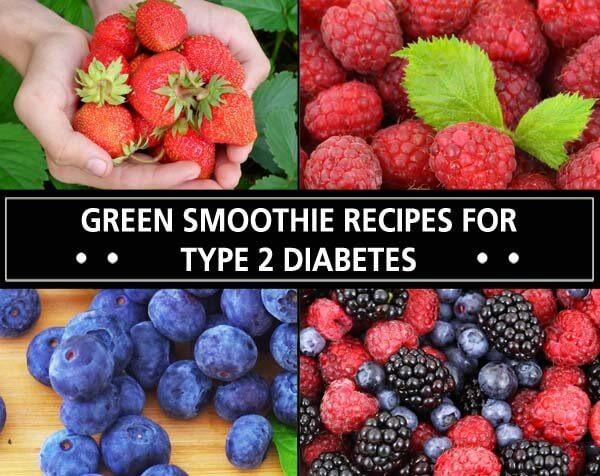 Smoothies For Diabetics  Green Smoothie Recipes For Type 2 Diabetes DavyandTracy