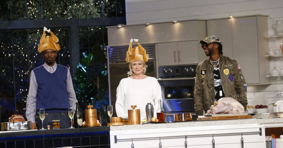 Snoop And Martha Dinner Party  Recap Episode 3 of Martha and Snoop