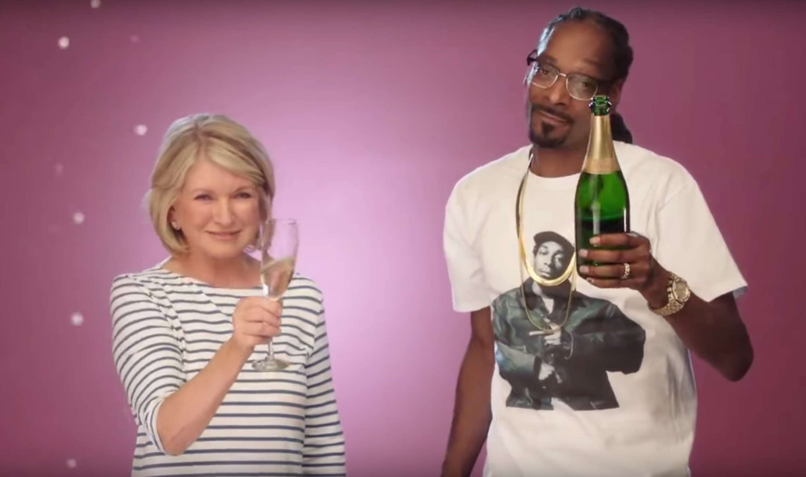 Snoop And Martha Dinner Party  Celeb Guests To Join Snoop Dogg & Martha Stewart New Show