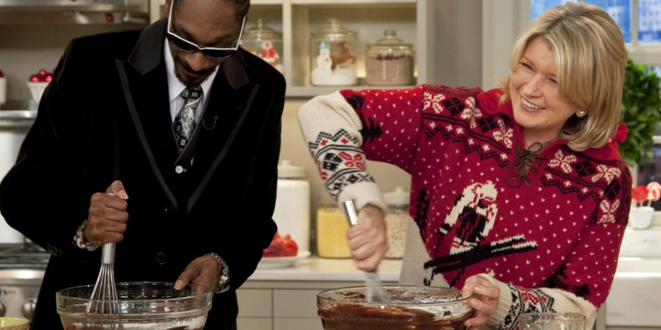 Snoop And Martha Dinner Party  Martha Stewart and Snoop Dog to co host a weekly 'Dinner
