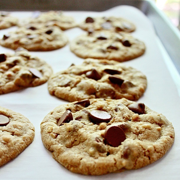 Soft Chewy Chocolate Chip Cookies  Soft and Chewy Chocolate Chip Cookies – SugaryWinzy