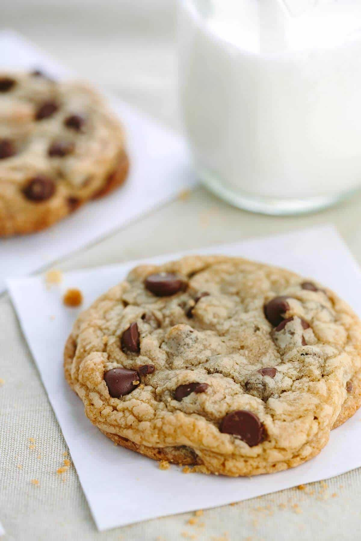 Soft Chewy Chocolate Chip Cookies  The Best Chewy Chocolate Chip Cookies Recipe