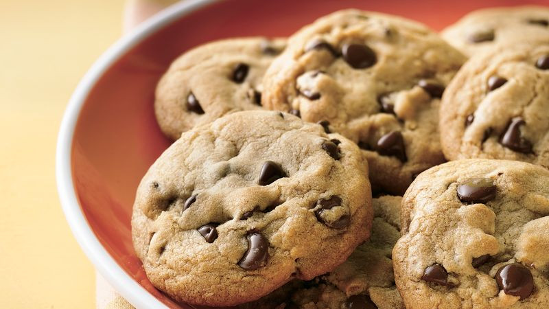 Soft Chewy Chocolate Chip Cookies  Soft and Chewy Chocolate Chip Cookies recipe from Betty