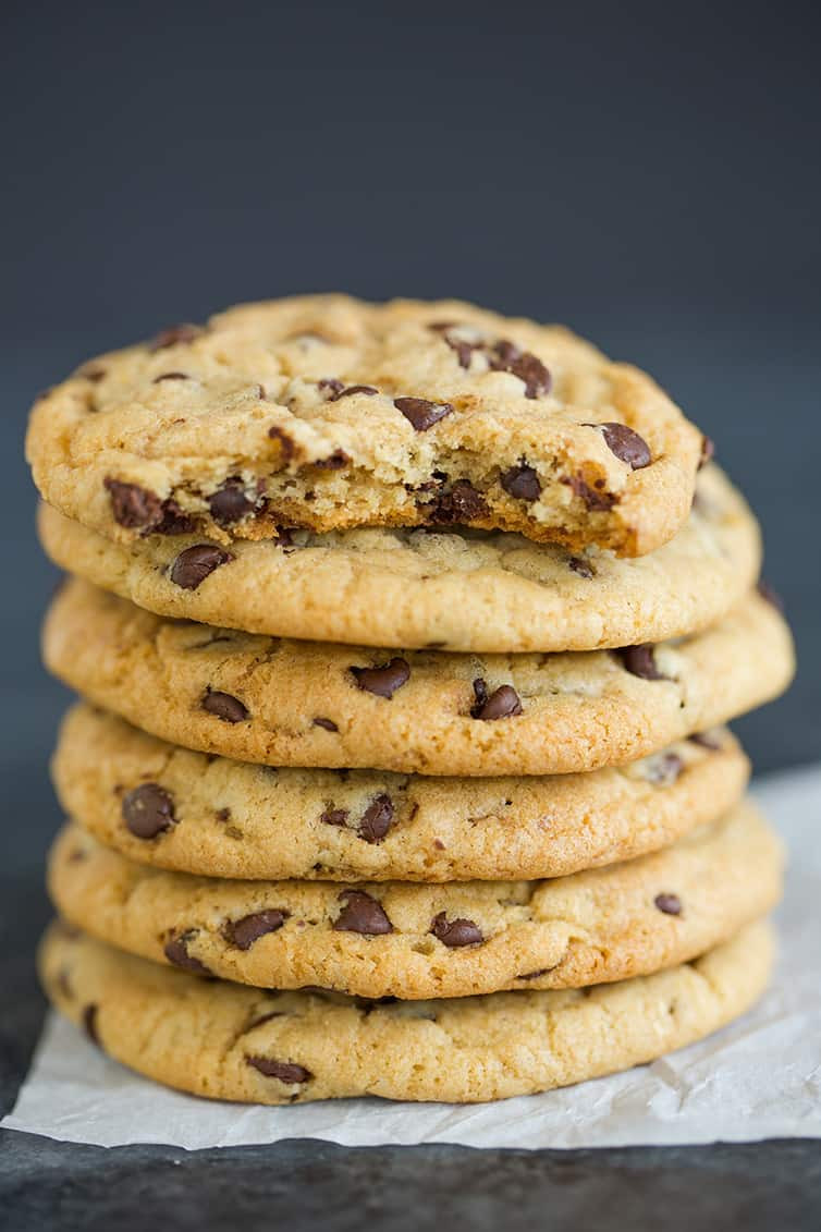 Soft Chewy Chocolate Chip Cookies  Soft & Chewy Chocolate Chip Cookies