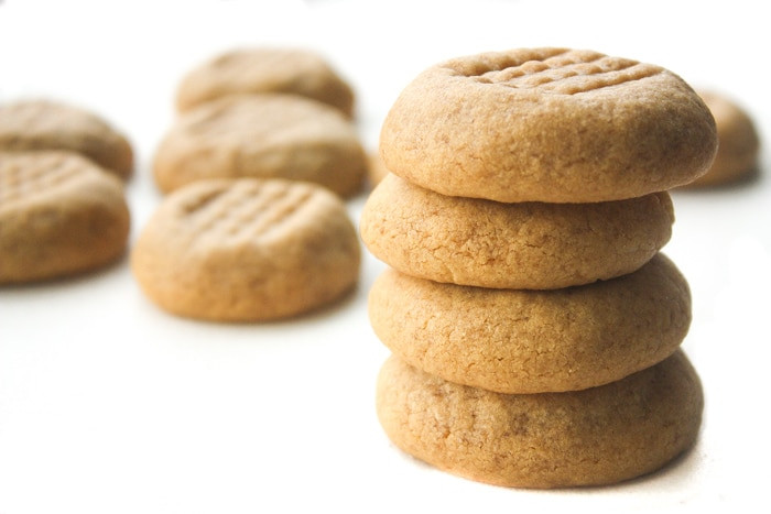 Soft Chewy Peanut Butter Cookies  The Best Soft and Chewy Peanut Butter Cookies