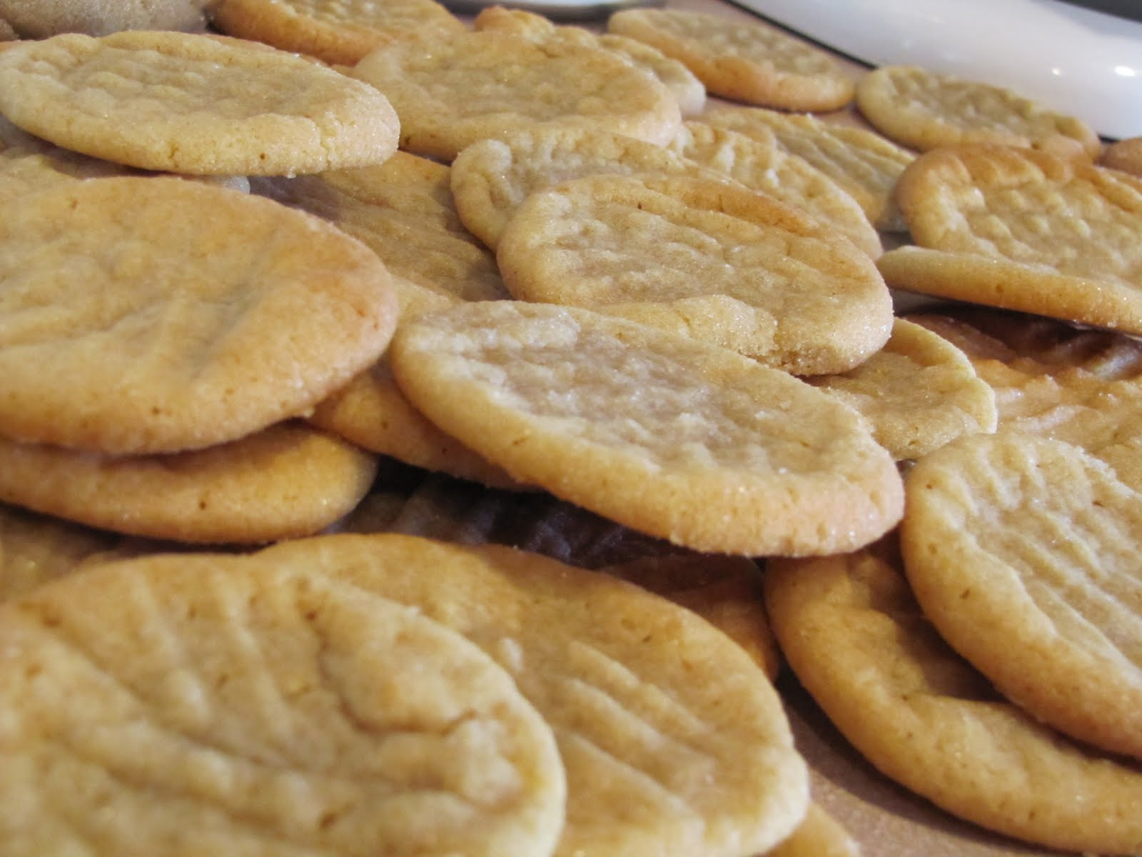 Soft Chewy Peanut Butter Cookies  Soft and Chewy Peanut Butter Cookies