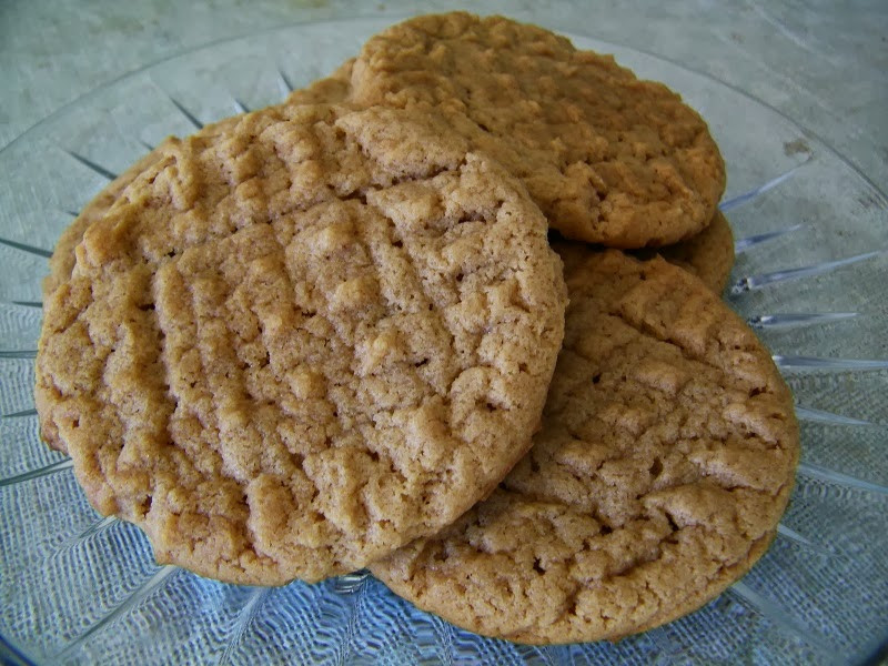 Soft Chewy Peanut Butter Cookies  Chef Mommy Soft & Chewy Peanut Butter Cookies