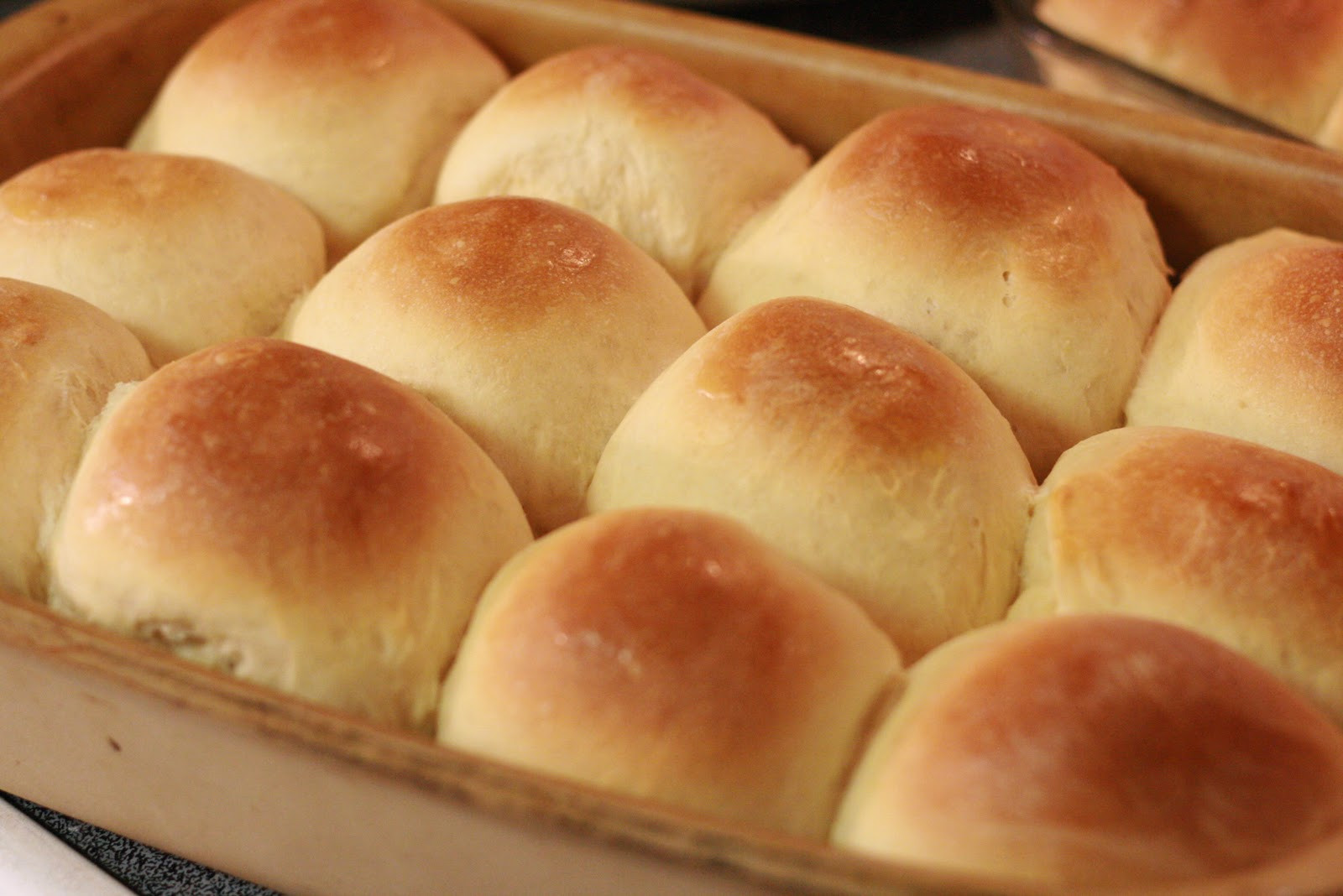 Soft Dinner Roll Recipe  Fabulous Foods Soft Dinner Rolls