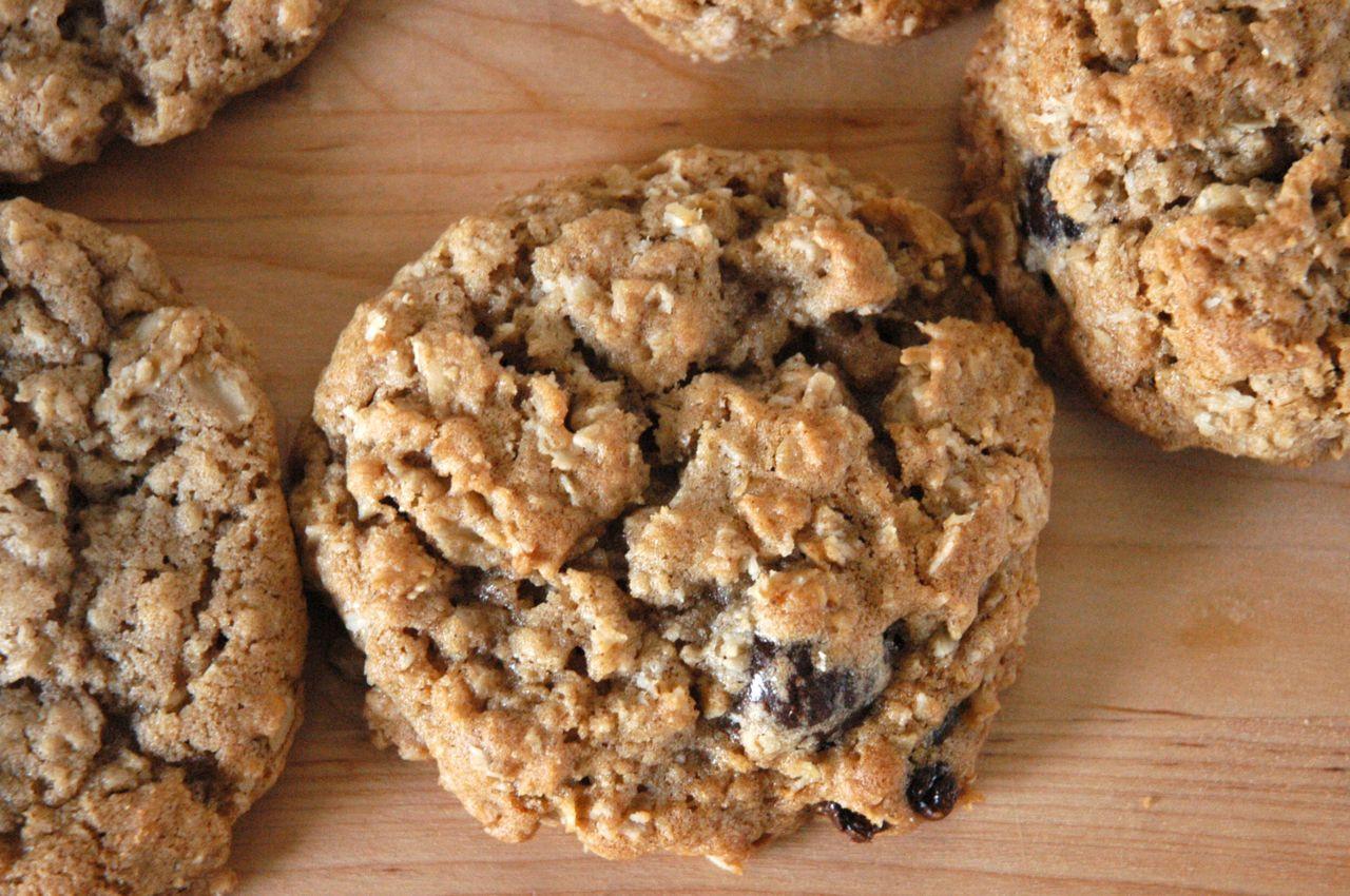 Soft Oatmeal Cookies  Goddess of Baking Soft Oatmeal Cookies