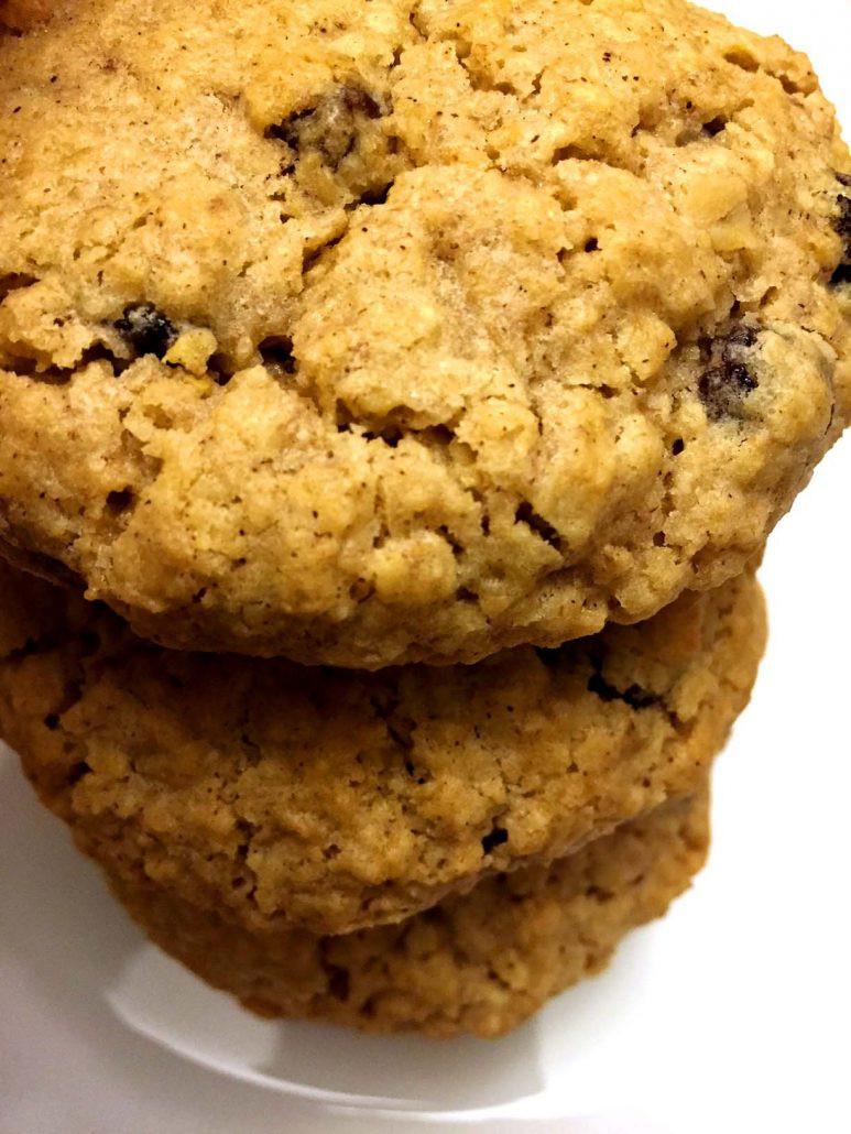 Soft Oatmeal Cookies  Easy Soft & Chewy Oatmeal Raisin Cookies Recipe – Melanie