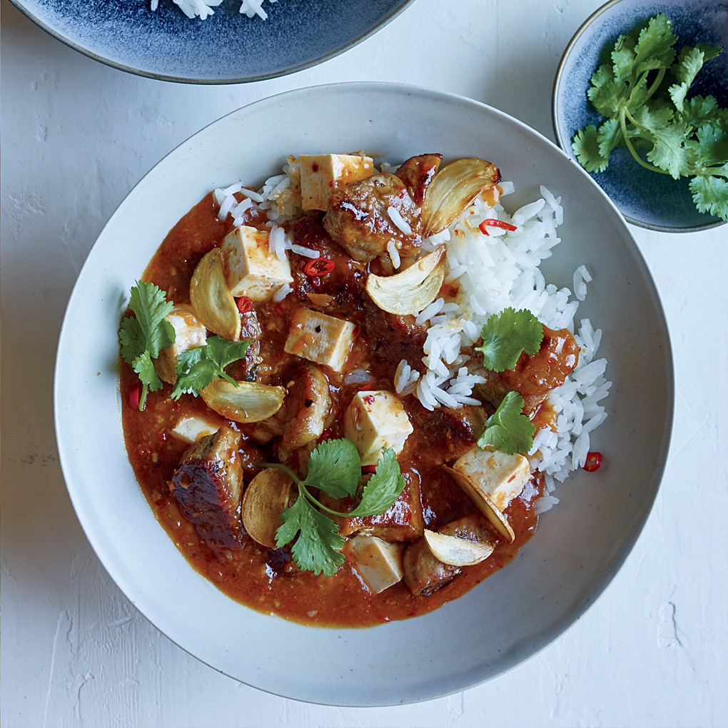 Soft Tofu Recipes  Penang Style Pork with Soft Tofu Recipe Cathal Armstrong