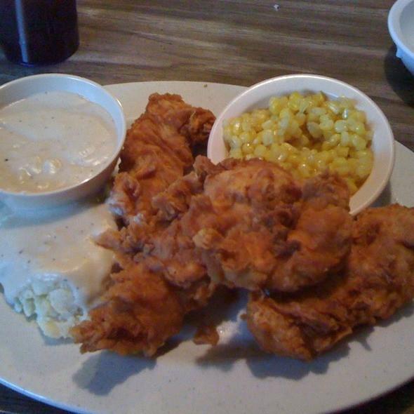Sonic Chicken Strip Dinner  Foodspotting