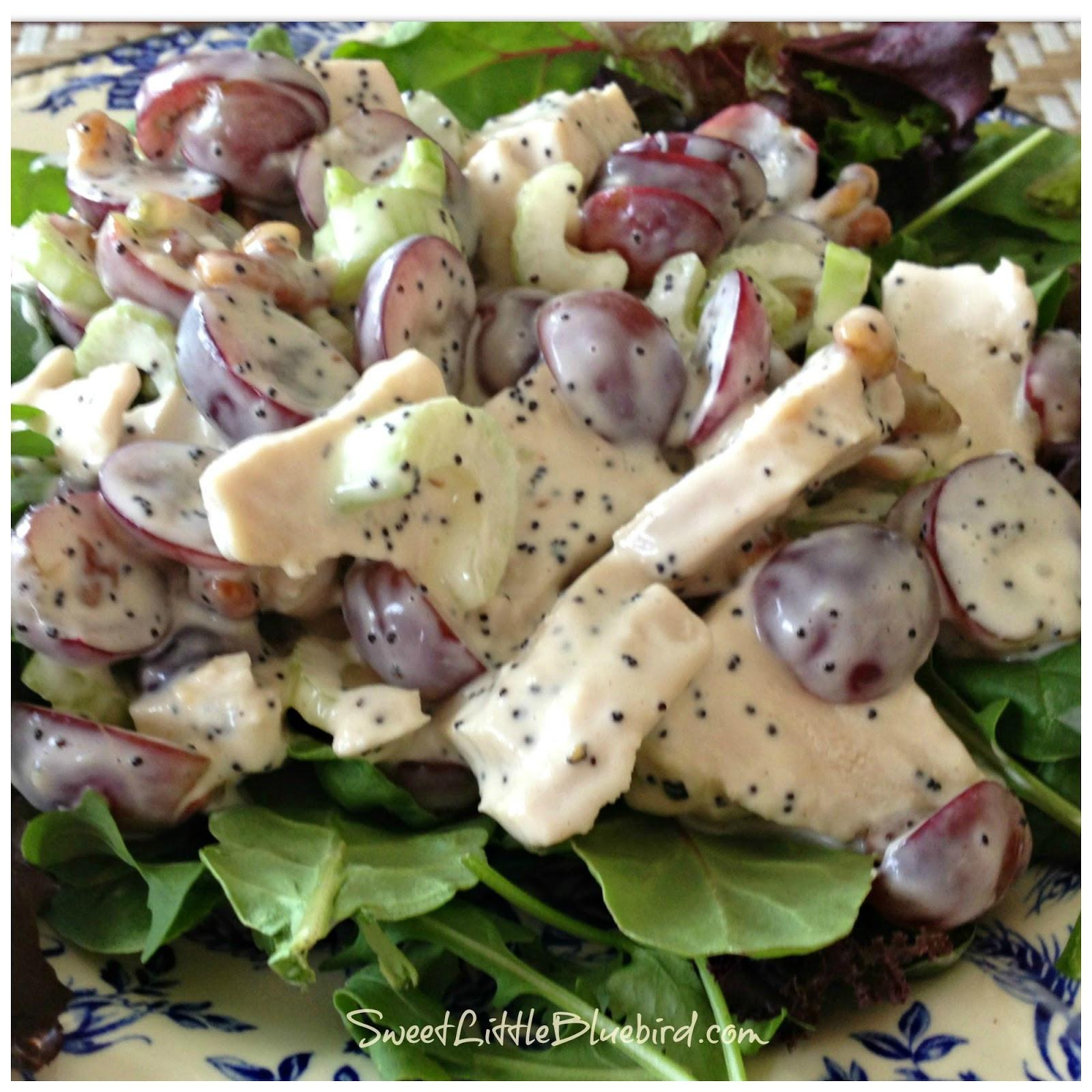 Sonoma Chicken Salad  Tried & True Sonoma Chicken Salad Recipe Sweet Little