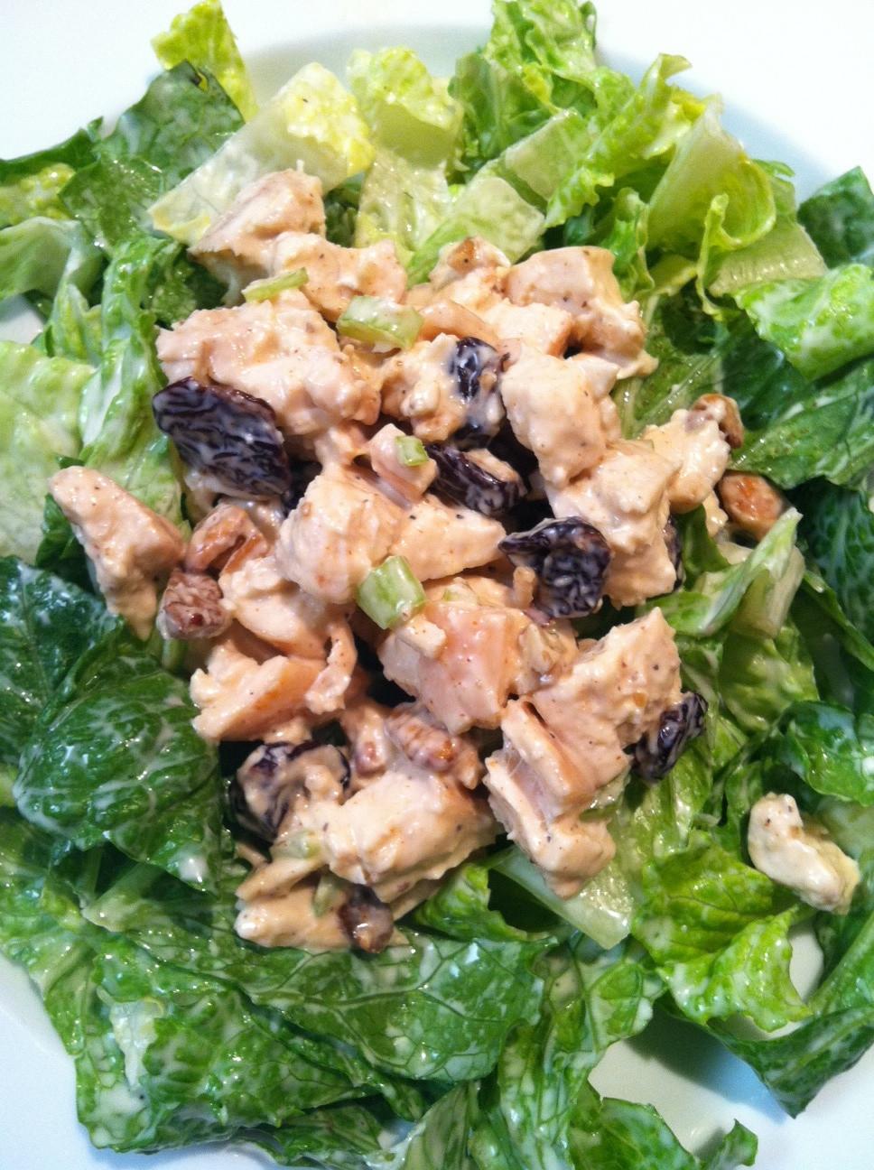 Sonoma Chicken Salad  sonoma chicken salad
