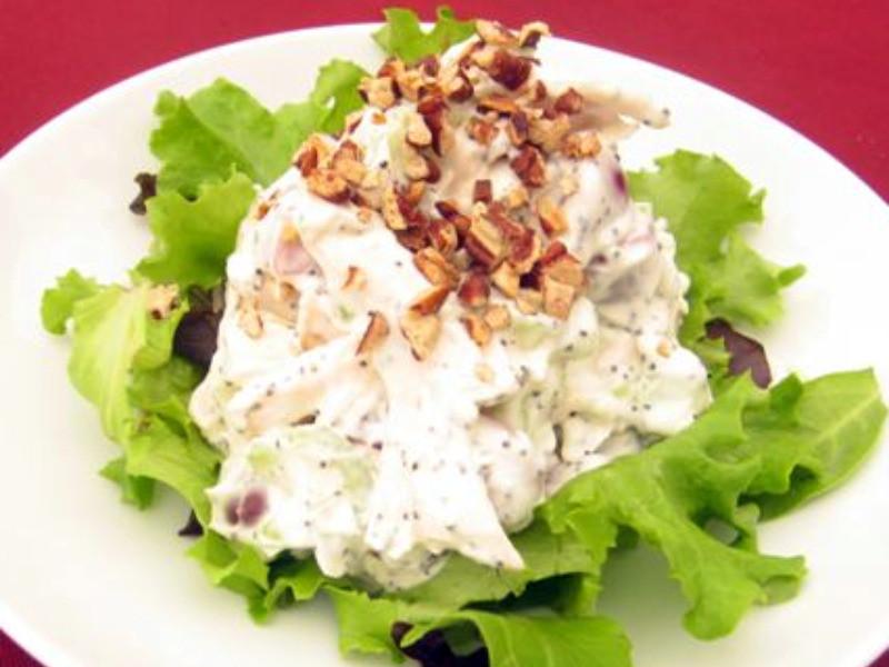 Sonoma Chicken Salad  Sonoma Chicken Salad Recipes EXOS Knowledge