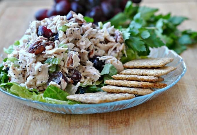 Sonoma Chicken Salad  Whole Foods Sonoma Chicken Salad Weekly Menu