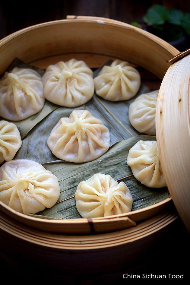 Soup Dumplings Recipe  25 Best Ideas about Steamer Recipes on Pinterest