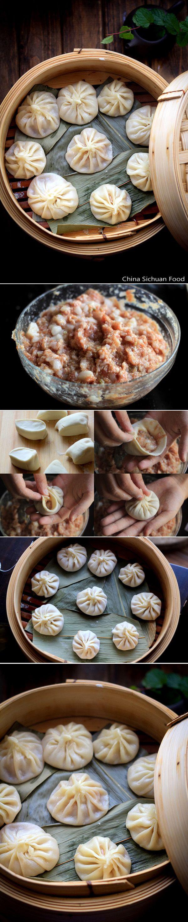 Soup Dumplings Recipe  Soup Dumplings Xiao Long Bao Recipe — Dishmaps