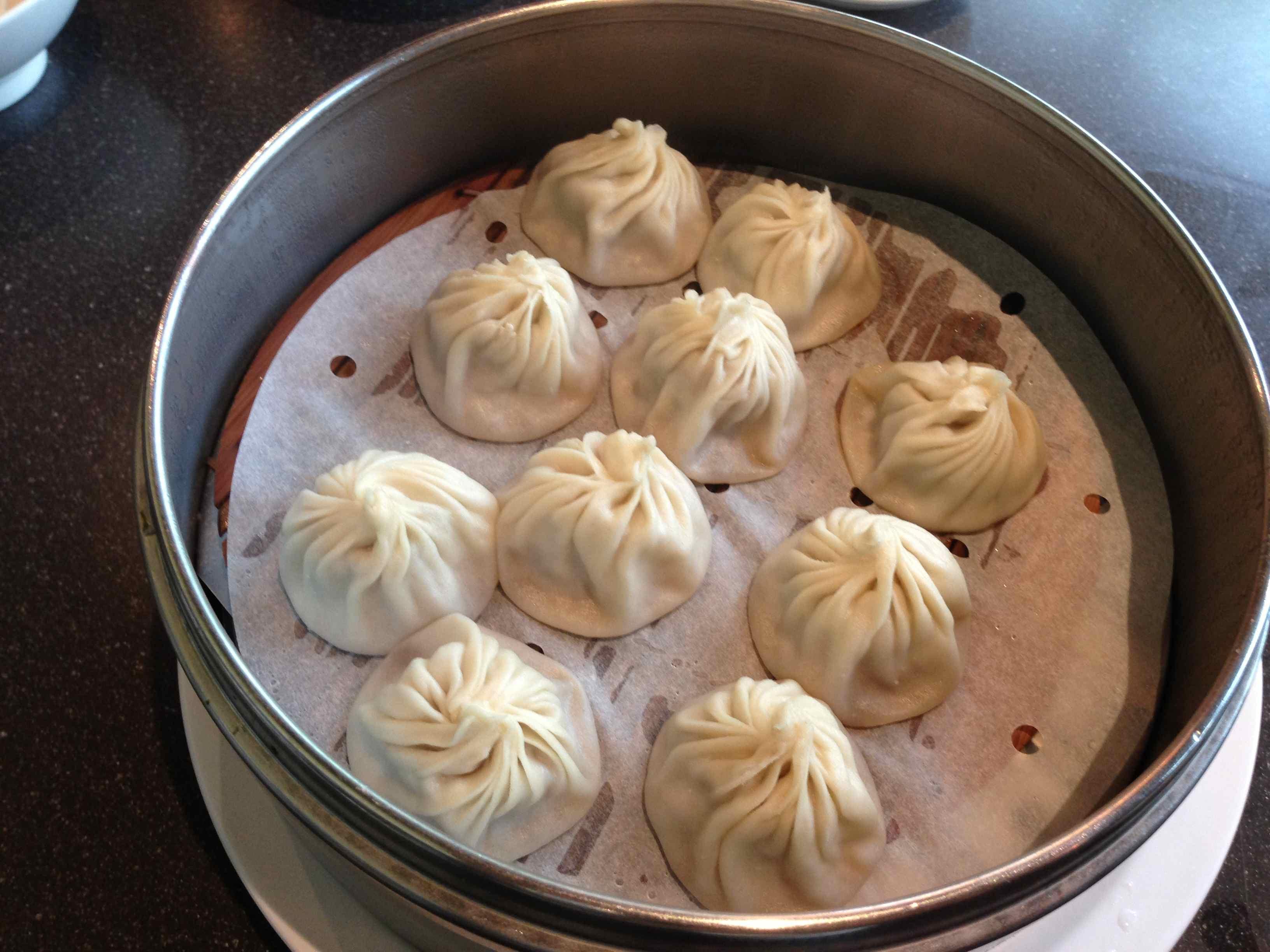 Soup Dumplings Recipe  Inside Out Pork Dumplings Recipe — Dishmaps