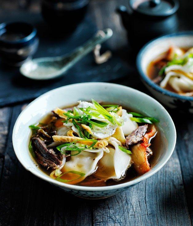Soup Dumplings Recipe  57 best Dumpling Recipes images on Pinterest