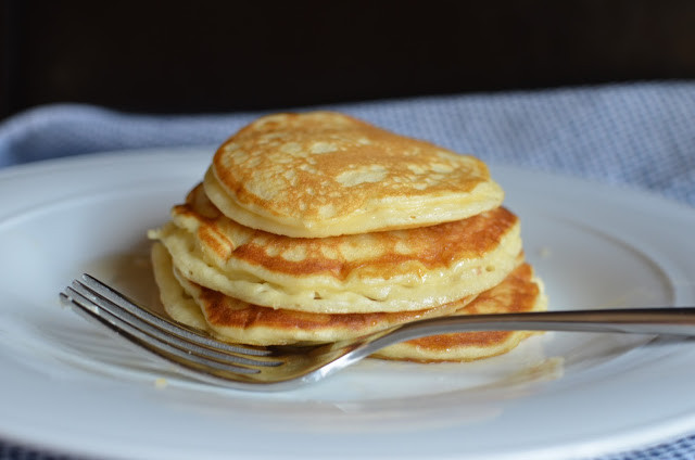 Sour Cream Pancakes  Playing with Flour Sour cream pancakes