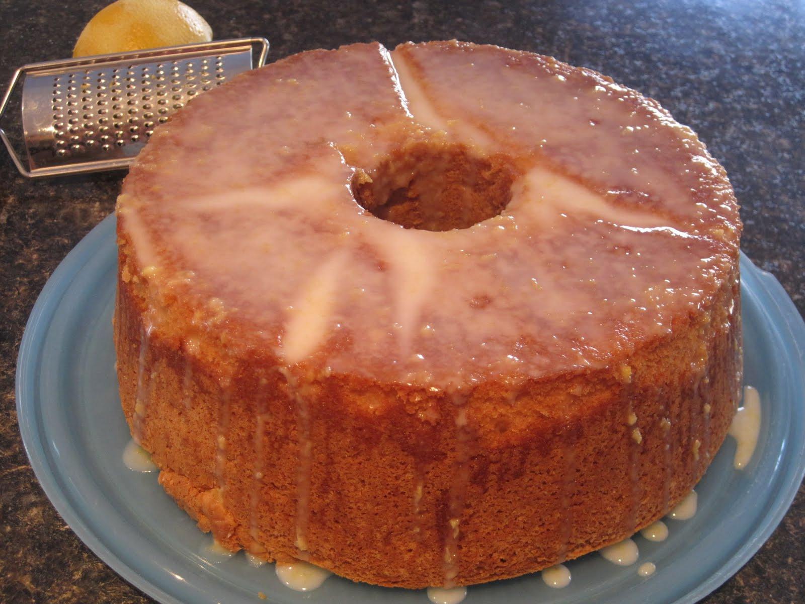 Sour Cream Pound Cake Recipe  sour cream lemon pound cake recipe