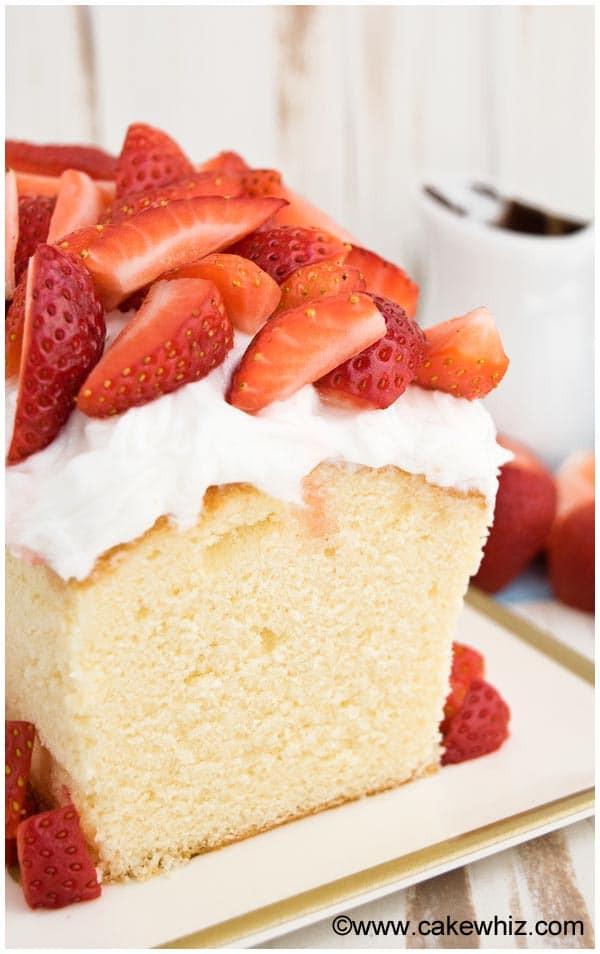Sour Cream Pound Cake Recipe  Sour Cream Pound Cake Recipe CakeWhiz
