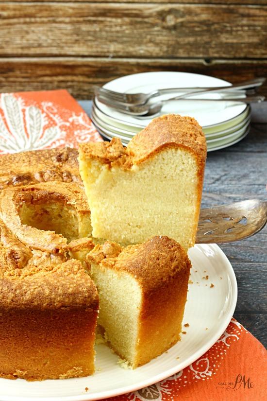 Sour Cream Pound Cake Recipe  Sour Cream Pound Cake Recipe Call Me PMc
