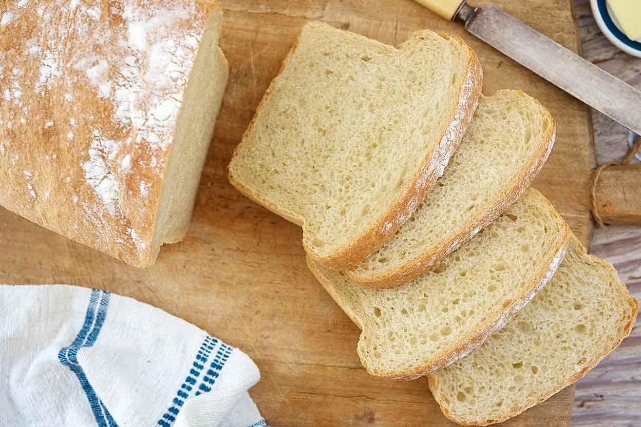 Sourdough Bread Ingredients  Basic Sourdough Bread Recipe