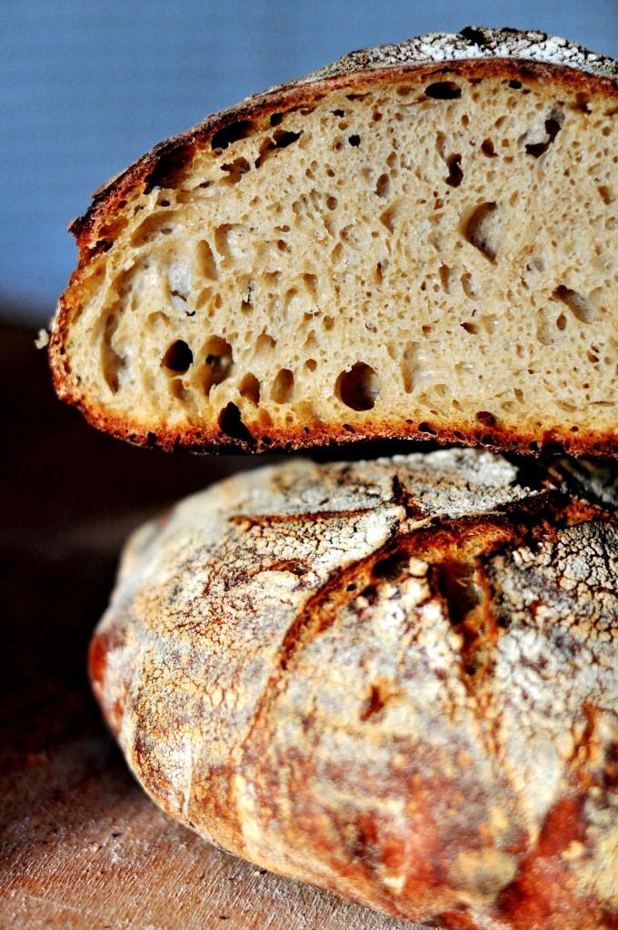 Sourdough Bread Ingredients  kamut bread recipe
