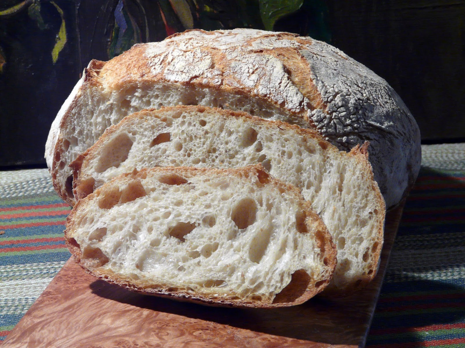 Sourdough Bread Starter  Thibeault s Table More Sourdough Bread