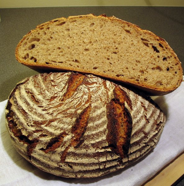 Sourdough Rye Bread Recipe  sourdough rye bread recipe