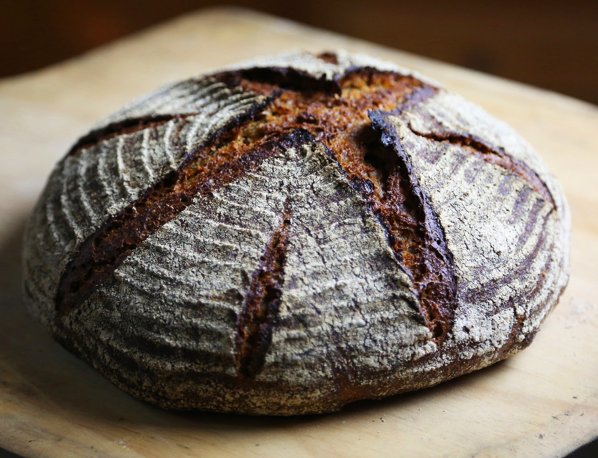Sourdough Rye Bread Recipe  Artisan Sourdough Rye Bread