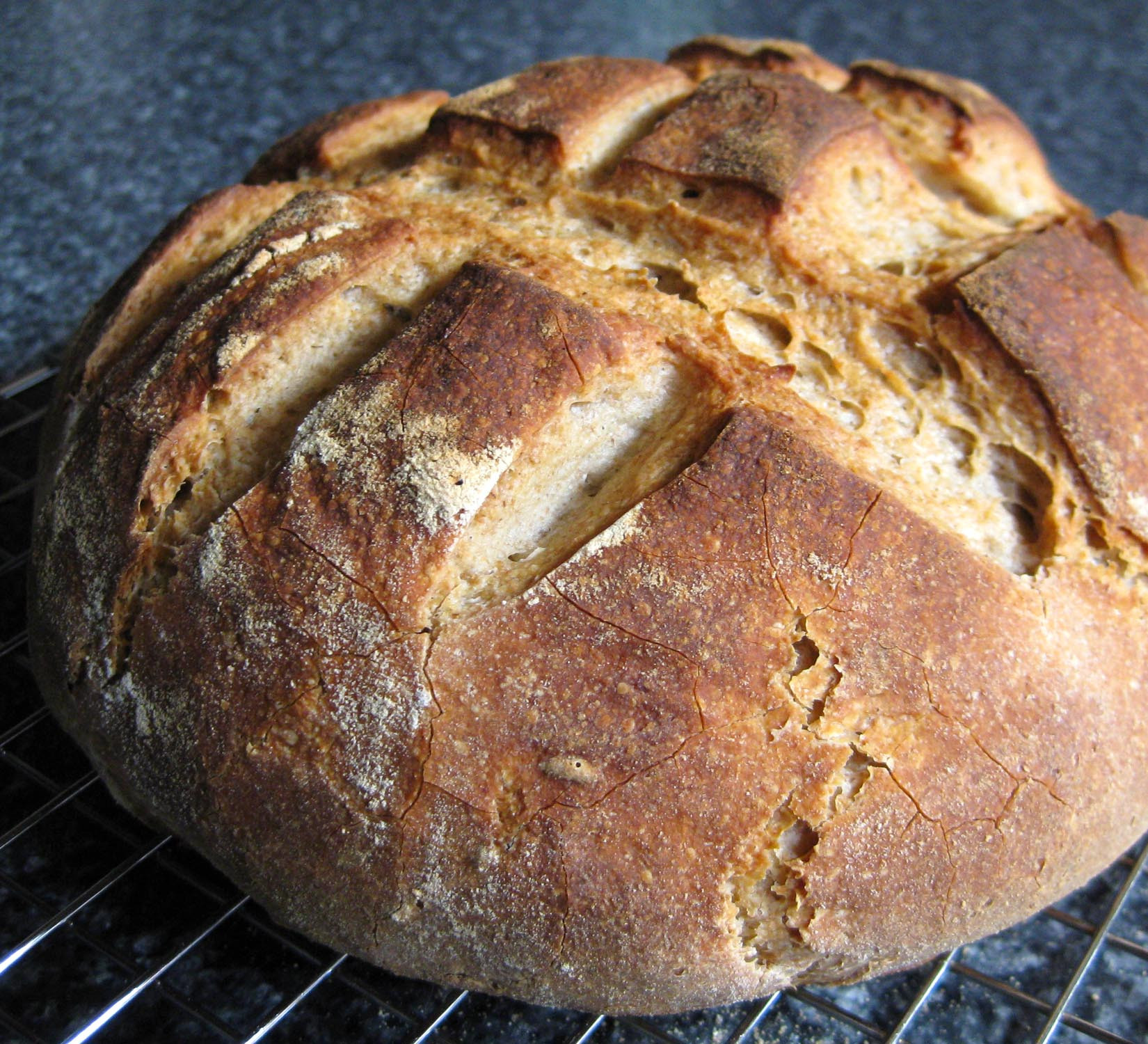 Sourdough Rye Bread Recipe  A Sortof Poem and Sourdough Rye Bread — Recipe Fiction