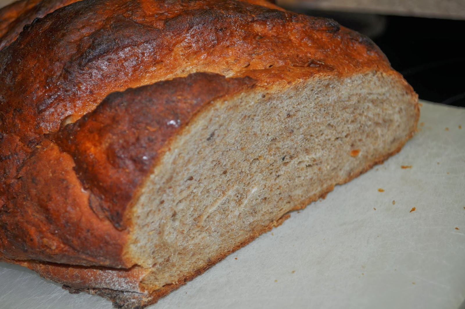 Sourdough Rye Bread Recipe  Beth s Favorite Recipes Crusty Sourdough Rye Bread