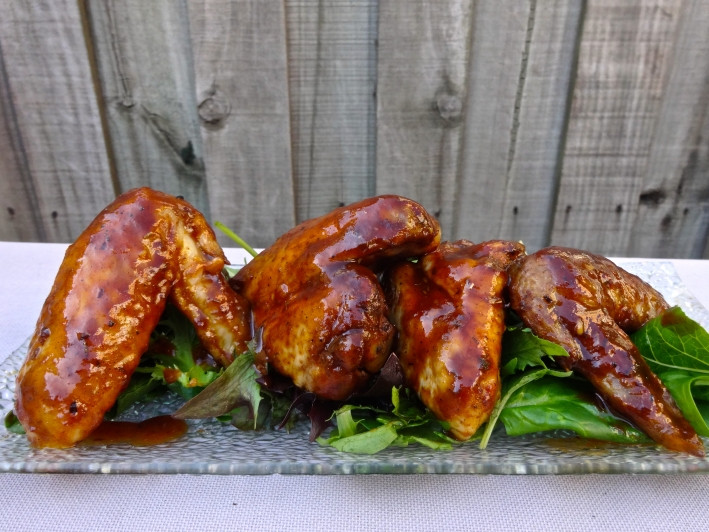 Sous Vide Chicken Wings  Sous Vide Sticky Chicken Wings