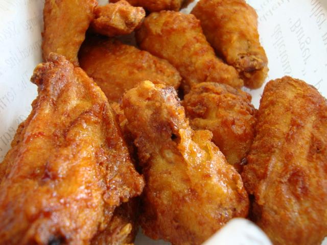 Sous Vide Chicken Wings  Korean Fried Chicken WIngs