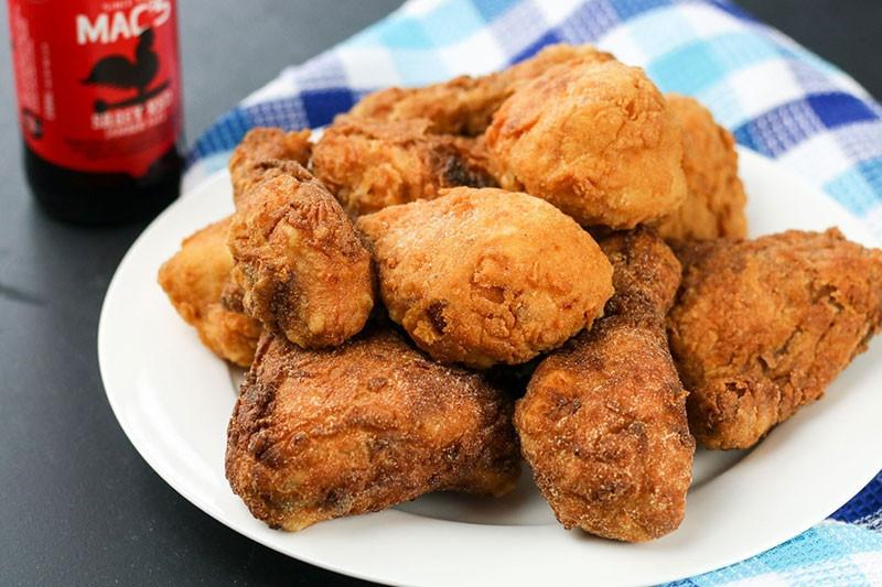 Sous Vide Chicken Wings  Sous Vide Fried Chicken Wings