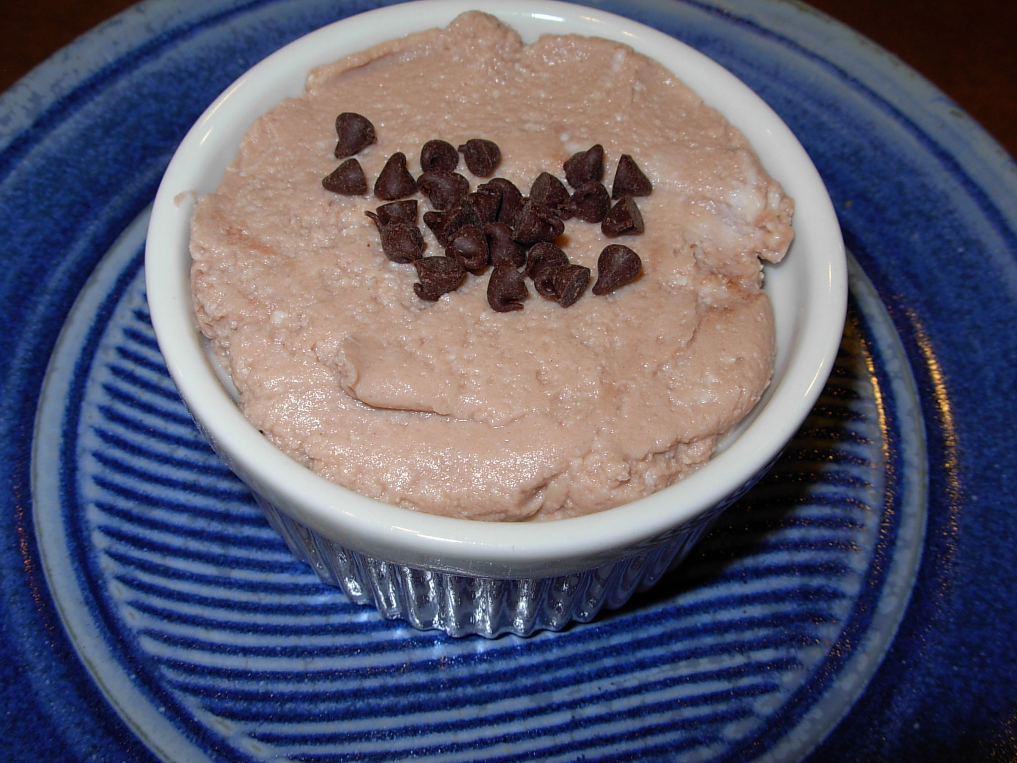 South Beach Diet Desserts  South Beach Mocha Ricotta Creme