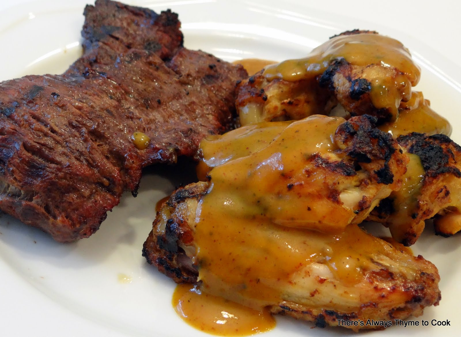 South Carolina Bbq Sauce  There s always thyme to cook South Carolina BBQ Sauce